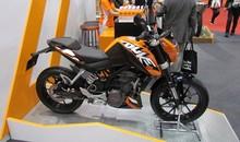 100% Original 2014 KTM 200 DUKE