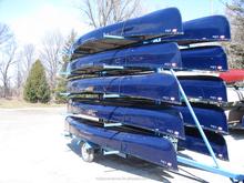 Algonquin Prospector Canoe- Kevlar / Glass