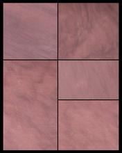 Chocolate Honed Sandstone