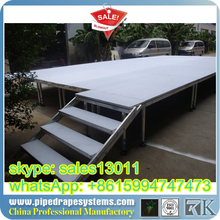 good quality trailer mobile stages for sale aluminum concert stage modular exhibition flooring