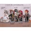 Gatto con gli stivali marionetta