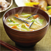 Premium root vegetables soup freeze dried with high-security made in Japan