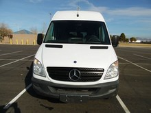 Used LHD Mercedes Benz Sprinter 2500 15 Extended Passenger Van 2010
