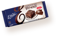 Browni filled chocolate bar 290 g