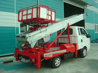 Aerial Ladder Lift ~ 25m lifting height