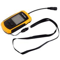 Portable Wired Sonar Shoal Fish Finder Fishing Alarm #4657