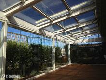 garden Sunroom Outdoor Glass Room