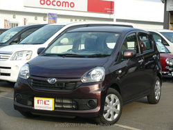 japanese car auctions exporters Mira e:S 660 Lsmart collection 2015 used car at reasonable prices