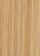 Grade unprocessed virgin blond remy Brazillian hair in hair extension