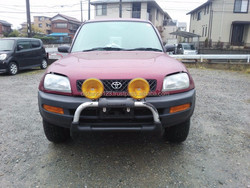 TOYOTA RAV4 high quality used car in japan reasonable price