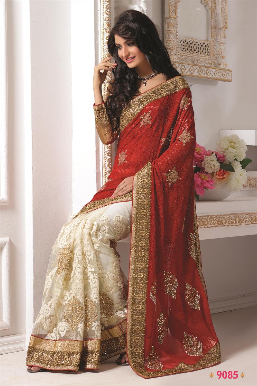 Collection sarees for the indian