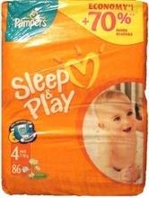 Suave SLEEP N capas mimar del pañal del bebé agarre 2
