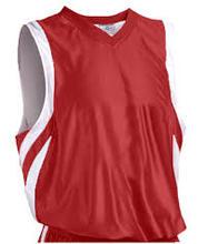 simple reversible basketball jerseys