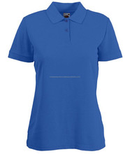 Fashion Design Long Sleeve Golf Polo Shirt &Clothes for Woman
