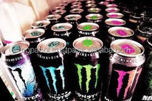 MONSTER ENERGY DRINK (25 CL / 50 CL). NEW STOCK