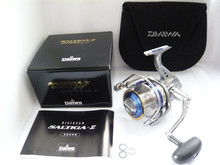Daiwa SALTIGA Z 6000 GT Fishing Spinning Reel Big Game Great Working