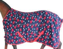 Printed fleece Horse rug