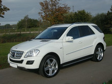 Used (RHD) Mercedes Benz ML350 3.0 Cdi BlueEfficiency Sport 2012