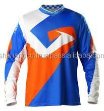 Custom Made Sublimation Motocross Jersey High Quality Motocross Clothing MX