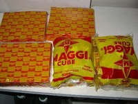 Halal maggi cubes/chicken bouillon cube
