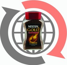 nescafe gold without Caffeine 100 gr