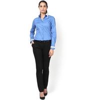 custom women formal shirts ladies women office t shirt design