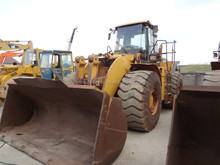 Used CAT Model 980G wheel Loader from Japan/Also Used 910E, 936E, 950F, 962G, 966D,980F, 988 passed CE Certification