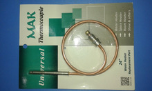 Thermocouple for gas geyser