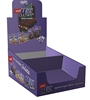 Cardboard countertop Display stand for chocolate