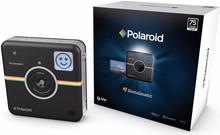 Latest Brand New Polaroid Socialmatic Instant Digital Camera (Black)
