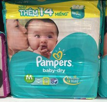 Pam Babby Diaper and Pants