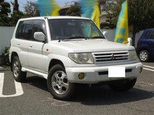 Mitsubishi Pajero iO Pearl package H76W 2000 Used Car