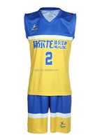Healong Digital Textile Printing wholesale basketball jersey ncaa basketball jersey