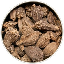 Black and brown Cardamom