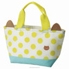 Reliable and Fashionable cooler bag lunch box kids, cute lunch bag, cat lunch bag, torune bento, bento