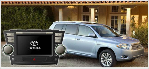 Flyaudio Car Hd Entertainment System With Gps Navigation ...