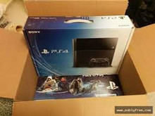 High Quality Free Shipping For Sony Playstation 4 PS4,New,Warranty,Original,10 GAMES & 2 Controllers