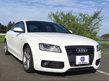Genuine high quality Japanese second hand car Audi A5 SportBACK in good condition