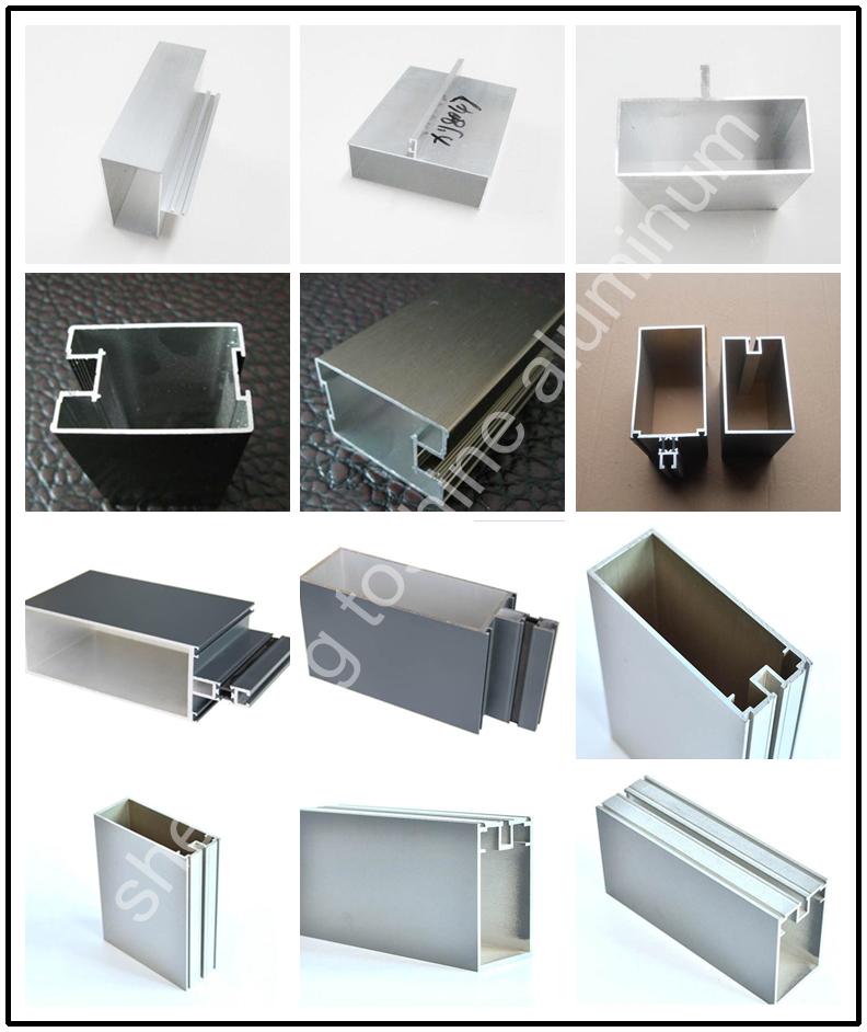 2017 Новый дизайн экструдированного LED перегородки алюминиевый профиль для электрических или потолок украшения