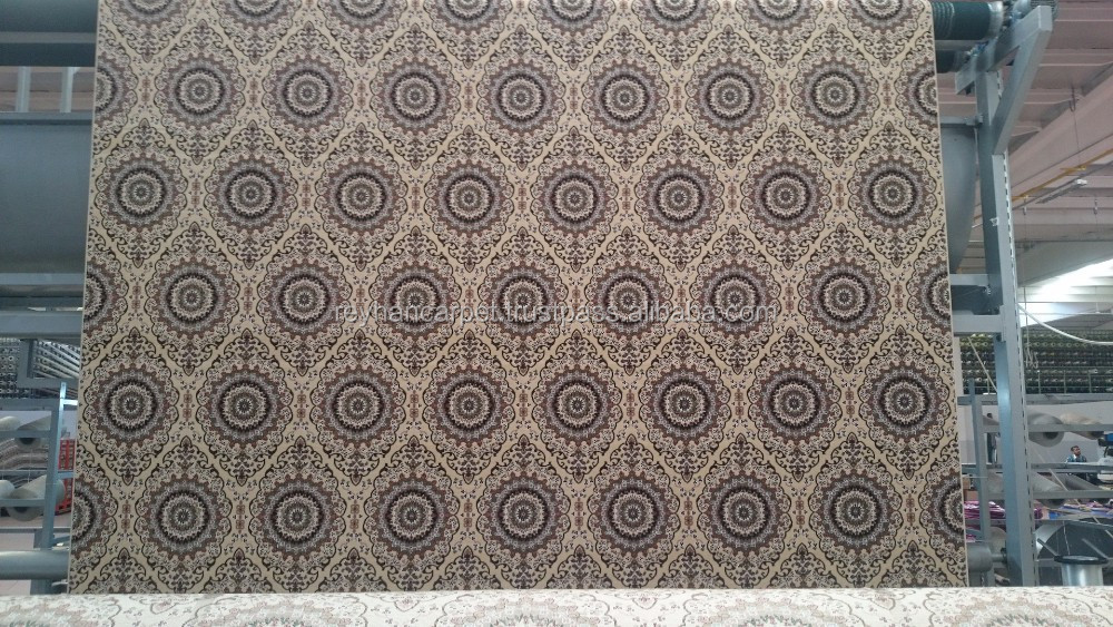 Wall to wall carpet broadloom collection gaziantep buy for Pattern wall to wall carpet