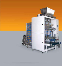 coffee machine, powder filling machine