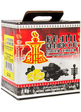 Khalil Mamoon Natural Lemonwood Hookah Coal
