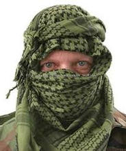 Militar Shemagh