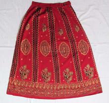 Indio <span class=keywords><strong>de</strong></span> algodón Vintage banjara falda corta 2015