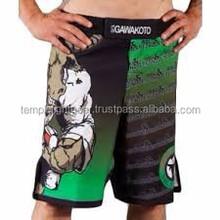 customize mma shorts sublimated mma shorts