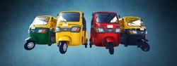 Bajaj Tuk Tuk/ Three wheeler original Spare Parts