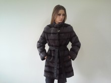 REAL MINK FUR COAT/JACKET