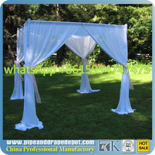 RK Hot Sale pipe and drape for event pipe and drape for weddings