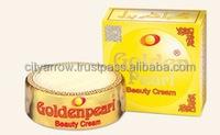 Golden pearl beauty cream for skin whitening