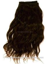 Se venden bien por su fina calidad 100% natural del pelo humano indio lista de precios